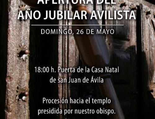 Todo listo para la apertura del Jubileo de san Juan de Ávila este domingo 26 de mayo