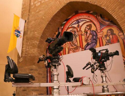La 2 retransmite mañana en directo para toda España la misa oficiada en el templo jubilar de Almodóvar del Campo
